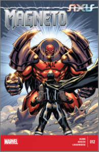 Magneto (2014) #012
