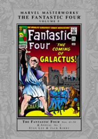 Marvel Masterworks - Fantastic Four (1987) #005