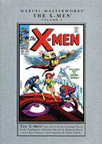Marvel Masterworks - X-Men (1987) #005