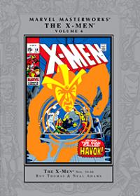 Marvel Masterworks - X-Men (1987) #006