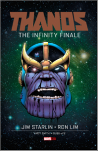 Thanos: The Infinity Finale (2016) #001