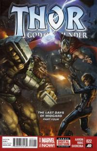Thor: God Of Thunder (2013) #022