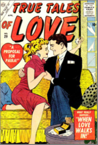 True Tales Of Love (1956) #029