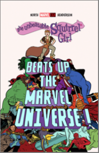 The Unbeatable Squirrel Girl Beats Up the Marvel Universe (2016) #001