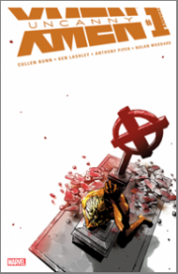 Uncanny X-Men Annual (2017) #001