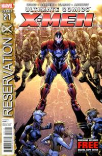 Ultimate Comics X-Men (2011) #021