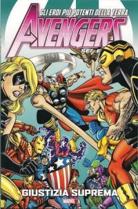 Avengers Serie Oro (2015) #017