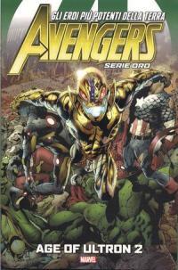 Avengers Serie Oro (2015) #002
