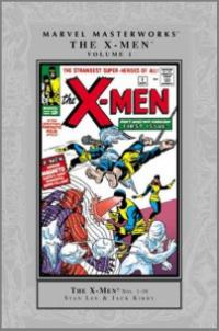 Marvel Masterworks - X-Men (1987) #001