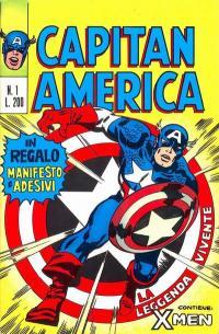 Capitan America (1973) #001