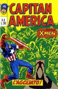 Capitan America (1973) #008