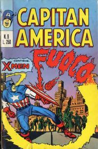 Capitan America (1973) #009