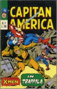 Capitan America (1973) #011