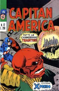 Capitan America (1973) #012