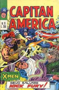 Capitan America (1973) #013