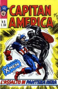 Capitan America (1973) #015