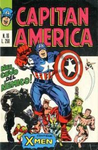 Capitan America (1973) #016