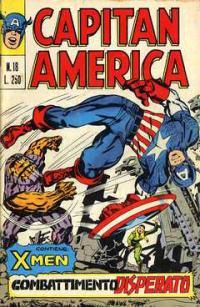 Capitan America (1973) #018