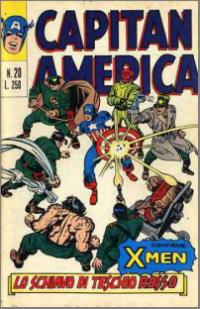 Capitan America (1973) #020