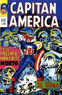 Capitan America (1973) #023