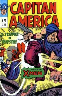 Capitan America (1973) #024