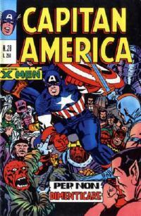 Capitan America (1973) #028