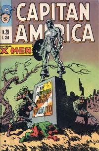 Capitan America (1973) #029