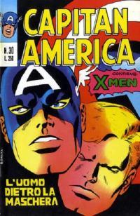 Capitan America (1973) #030