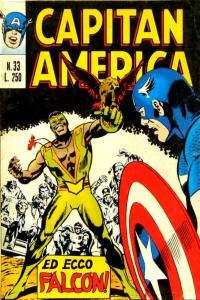 Capitan America (1973) #033