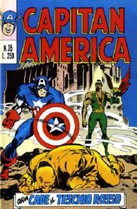 Capitan America (1973) #035