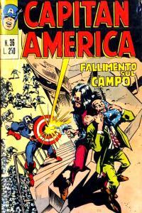 Capitan America (1973) #036