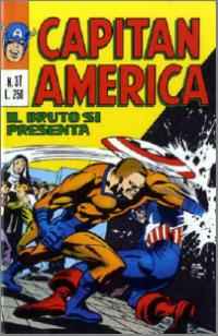 Capitan America (1973) #037