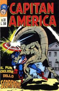 Capitan America (1973) #038