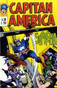 Capitan America (1973) #039