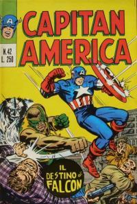 Capitan America (1973) #042