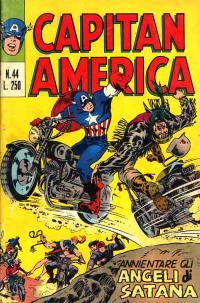 Capitan America (1973) #044