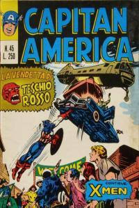 Capitan America (1973) #045