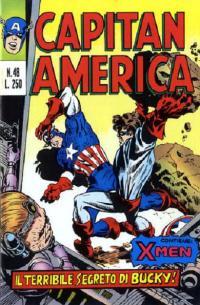 Capitan America (1973) #048