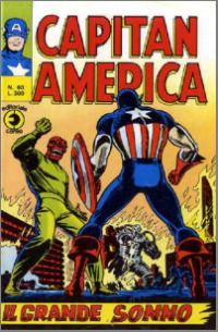 Capitan America (1973) #060