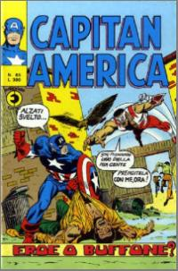 Capitan America (1973) #065