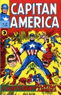Capitan America (1973) #067