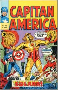 Capitan America (1973) #072