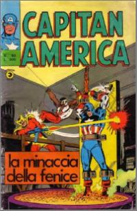 Capitan America (1973) #080