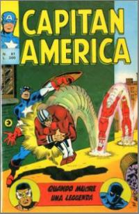 Capitan America (1973) #081