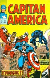 Capitan America (1973) #083