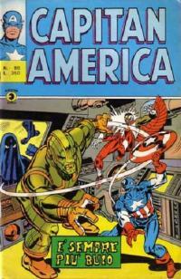 Capitan America (1973) #086