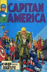Capitan America (1973) #088