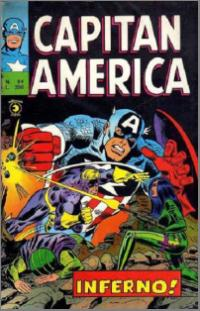Capitan America (1973) #094