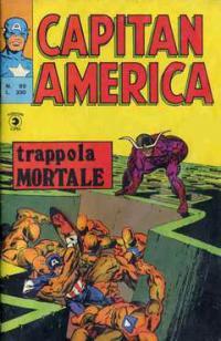 Capitan America (1973) #099