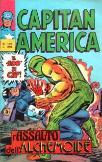 Capitan America (1973) #100